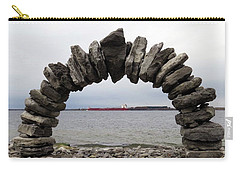 Whitefish Bay Under The Arch Carry-all Pouch