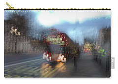 Carry-all Pouch featuring the photograph Whitehall by Alex Lapidus
