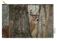 Whitetail #31 Carry-all Pouch
