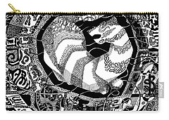 Whitetiger  Carry-all Pouch