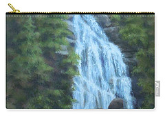 Whitewater Falls I Carry-all Pouch