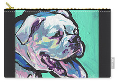 Whitey Boxer Boy Carry-all Pouch