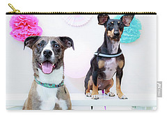 Whitney And Stella Carry-all Pouch