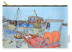 Whitstable Harbour 11 Carry-all Pouch