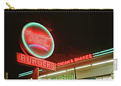 Whiz Burgers Neon, San Francisco Carry-all Pouch