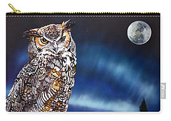 Who Doesn't Love The Night Carry-all Pouch