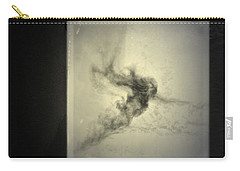 Carry-all Pouch featuring the photograph Who Follows You by Mark Ross