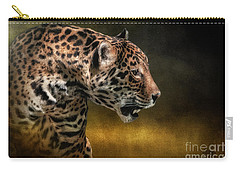 Who Goes There Carry-all Pouch by Lois Bryan