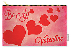 Whole Lotta Love Carry-all Pouch by Iryna Goodall
