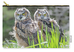 Whoos Watching Me Carry-all Pouch
