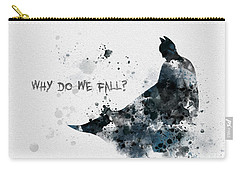 Why Do We Fall? Carry-all Pouch by Rebecca Jenkins
