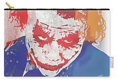 Why So Serious Carry-all Pouch by Dan Sproul