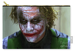 Why So Serious Carry-all Pouch