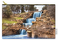 Wichita Falls Carry-all Pouch by Ricky Dean