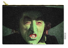 Wicked Witch Of The East Carry-all Pouch