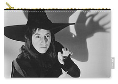 Wicked Witch Of The West Carry-all Pouch by Granger