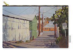 Wickenburg Alley Cats Carry-all Pouch