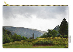 Wicklow Mountains Carry-all Pouch by Terence Davis