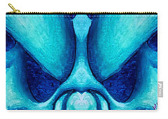 Wide Open  Carry-all Pouch by Versel Reid