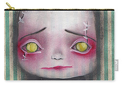 Wilbert  Carry-all Pouch by Abril Andrade Griffith