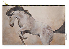 Wild Carry-all Pouch by Alan Lakin