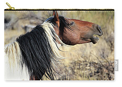 Wild And Colorful Carry-all Pouch by Steve McKinzie