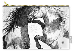 Wild And Free Carry-all Pouch by Heidi Kriel