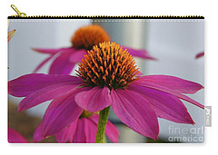 Wild Berry Coneflower Carry-all Pouch