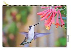 Wild Birds - Hummingbird Art Carry-all Pouch