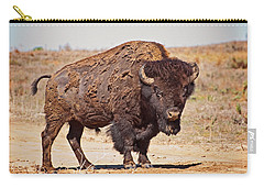 Wild Bison Carry-all Pouch