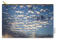 Wild Blue Sunset Carry-all Pouch