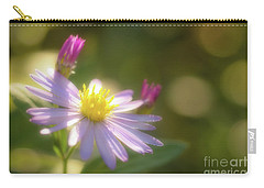Carry-all Pouch featuring the photograph Wild Chrysanthemum by Tatsuya Atarashi