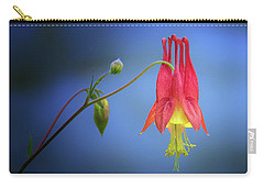 Wild Columbine Carry-all Pouch