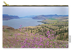 Wild Flower Country Carry-all Pouch