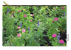 Wild Flower Garden Carry-all Pouch