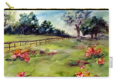 Texas Wild Flower Road Trip  Carry-all Pouch