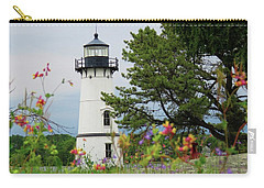 Wild Flowers On Rock Island Carry-all Pouch