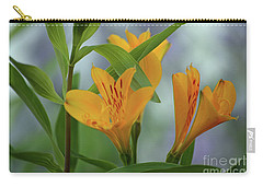 Wild Garden Lilies Carry-all Pouch