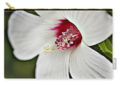Wild Hibiscus Moscheutos_2a Carry-all Pouch