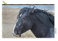 Wild Horse Profile Carry-all Pouch