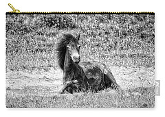 Wild Horses Bw3 Carry-all Pouch