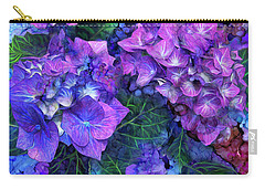 Wild Hydrangeas Carry-all Pouch