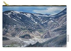 wild Iceland 3 Carry-all Pouch