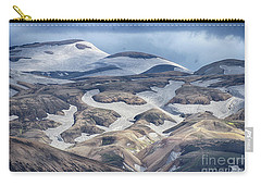 wild Iceland 4 Carry-all Pouch