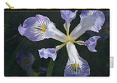 Wild Iris 2 Carry-all Pouch