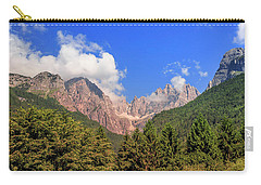 Wild Italy Carry-all Pouch by Roy McPeak