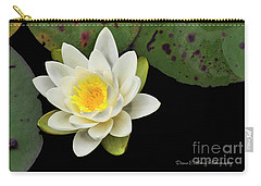 Wild Lily Carry-all Pouch