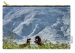 Wild Metal Mustangs Carry-all Pouch