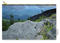 Wild Mountain Flowers Carry-all Pouch