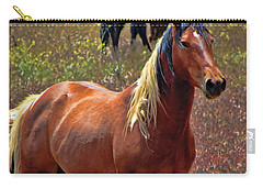 Wild Paint Stallion Carry-all Pouch